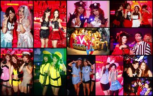 party snaps 201210 Halloween @名古屋のクラブ W