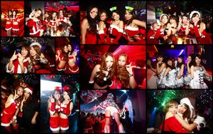 X'mas COSTUME PARTY 2012 @名古屋のクラブ W